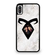 TEEN WOLF DEREK SCOTT DYLAN LOGO Shadow White iphone case