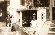 Siófok 1918 Fotó: Péchy László/fortepan.hu Belle Epoque