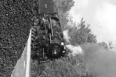 The largest steam locomotive east of the Mississippi River.