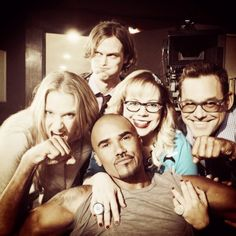 Criminal Minds-LOVE THEM!!! <3