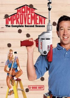 Still predictable, but the comedy gets sharper as Home Improvement enters season 2.