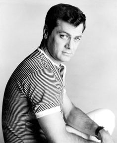 Tony Curtis, early 60s