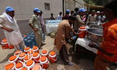 Pakistan heatwave death toll tops 450 [update: 750], officials say -- Ramadan fasting may contribute to the risk. Generally sick or vulnerable people don't have to fast, but people may feel pressure to participate