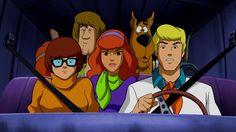 Scooby-Doo. :)