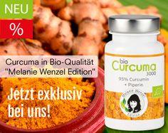 Aktion - Bio Curcuma 3000 - NEU + 15% Rabatt