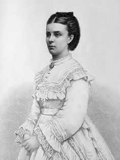 Her Royal Highness Princess Albrecht of Prussia (1854–1898) née Her Highness Princess Marie of Saxe-Altenburg