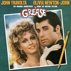 Grease - Original Movie Soundtrack [2 LP] (Pre-Owned)