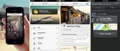 Evernote-inspired Dcovery lets you build customized city guides to travel the world your way