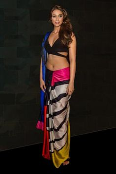 Ileana D'Cruz walks for Satya Paul's AW'14 collection