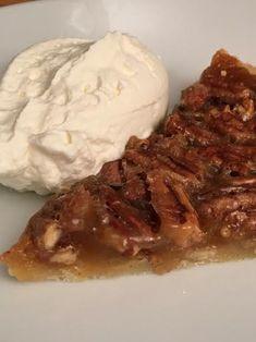 Ljuvlig pekankolapaj – knapriga pekannötter och kolasås! – Alla goda ting