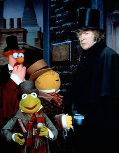 Muppets Christmas Carol...