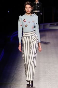 Tommy Hilfiger Fall 2016 Ready-to-Wear Fashion Show - Alice Metza