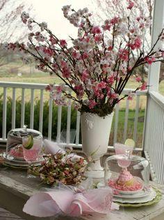 Bildergebnis für kirschblüten deko hochzeit