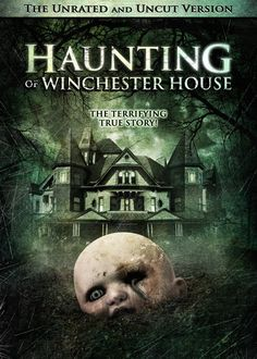 Haunting of winchester house movie. After her death, the winchester mystery house became. Like halloween night, the asylum's haunting of winchester house is. Ghost Movies, Scary Movies, Horror Movies, Winchester Mystery House, Terrifying Stories, Gugu, Most Haunted Places, Spooky Places, Lifetime Movies