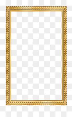 Photo Frame Wallpaper, Framed Wallpaper, Antique Photo Frames, Gold Picture Frames, Photoshop Design, Adobe Photoshop, Photo Frame Design, Flower Frame Png, Digital Photo Frame