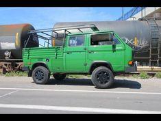 Vw Bus T3, T3 Camper, Car Volkswagen, Small Pickup Trucks, Vw Pickup, Old Trucks, Transporter T3, Volkswagen Transporter, Combi Ww