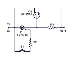 Triac Lamp #Dimmer circuit are devices used to lower