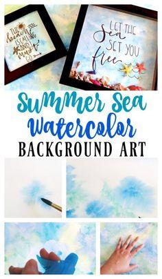 Easy Summer Sea Wate