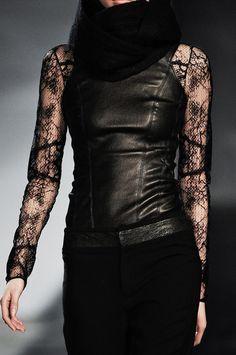☆ Helmut Lang   Fall/Winter 2012 ☆ #Helmut_Lang #Fall_Winter_2012 #Catwalk #Detail #Fashion #Fashion_Show #Runway #Collection
