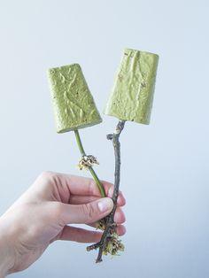 Zielona wśród ludzi: Wegańskie lody dla ochłody