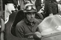 Luigi Musso (Italia, 1924-1958, circuito di Reims)