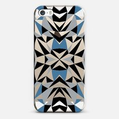 #abstract #kite #black #blue #transparent #projectm #casetify #iPhone #case