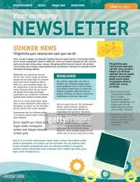 Investment Advisor Newsletter Design Template by StockLayouts ...