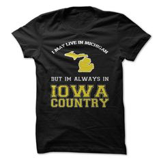 (Best Sales) Michigan Iowa Country Buy and Order Now