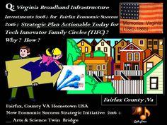 Economic Success Straetgic Plan 2016++ Fairfax, County VA Howmetown USA Innovation ???