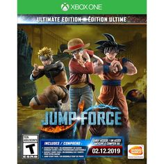 Shop Jump Force Ultimate Edition PlayStation 4 at Best Buy. Find low everyday prices and buy online for delivery or in-store pick-up. Avatar, Start Pack, Bandai Namco Entertainment, Game Item, Manga Characters, Head Start, Xbox One, Video Game, Cool Things To Buy