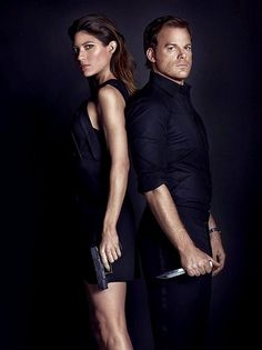 Dexter - Season 8 - EW Magazine Cast Photos  - dexter Photo