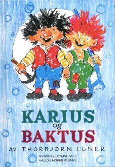 Image for Karius og Baktus from Norli