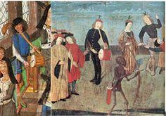 Gli strumenti musicali nel Medioevo. Il flauto a 3 buchi (Tabor Pipe)