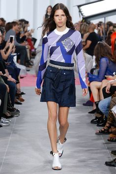 Carven - Spring 2017 Ready-to-Wear
