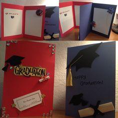 Homemade Graduation cards :)