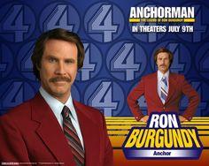 Austin TV News Anchors respond to Anchorman 2, Will Farrell