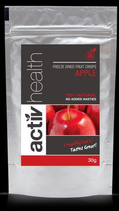 ActivHealthAU freeze dried apple