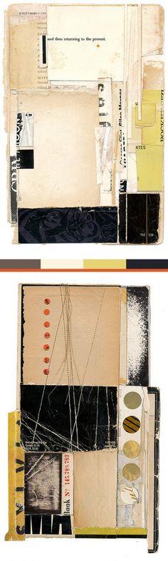 Melinda Tidwell collage art