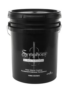 Symphony® By Sashco   Interior Clear Coat Wood Finish