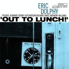 ♫ Out to Lunch - Eric Dolphy - Out to Lunch (The Rudy Van Gelder Edition Remastered) #twitPod #nowplaying