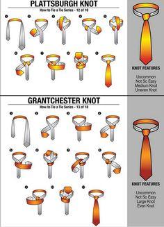 Plattsburgh Knot/Grantchester Knot