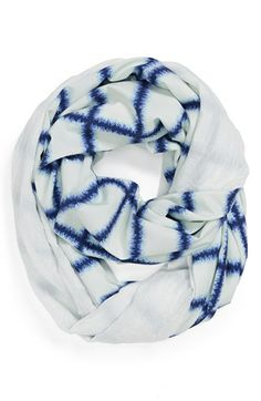 Leith Print Infinity Scarf available at #Nordstrom