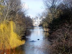 A walk to Buckingham palace?