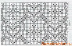 Heart and snow flakes x-stitch Embroidery Hearts, Embroidery Stitches, Embroidery Patterns, Cross Stitch Patterns, Beading Patterns, Tapestry Crochet Patterns, Christmas Crochet Patterns, Crochet Flower Patterns, Knitting Charts