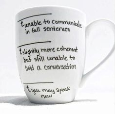 The coffee cup we all need.