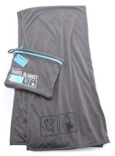 A convenient travel blanket that you can guarantee will be clean!