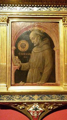 Vincenzo Foppa, San Bernardino da Siena, Palazzo Blu, Pisa Siena, Mona Lisa, Palazzo, Artwork, Painting, Work Of Art, Auguste Rodin Artwork, Painting Art, Paintings