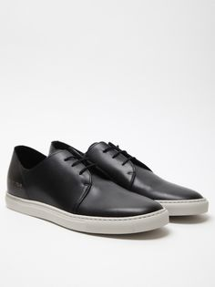 c0047db114a3 Common Projects Men s Hybrid Rec Sneaker in black Common Projects Men