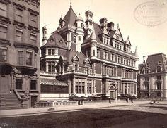 Cornelius Vanderbilt Mansion