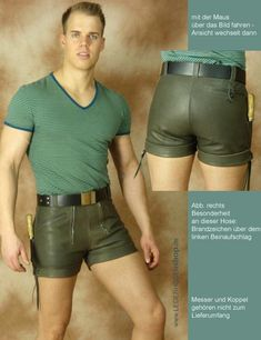 world of the shorts: Photo Lederhosen, Beautiful Boys, Casual Shorts, Short Dresses, People, Leather, How To Wear, Clothes, Fashion Styles